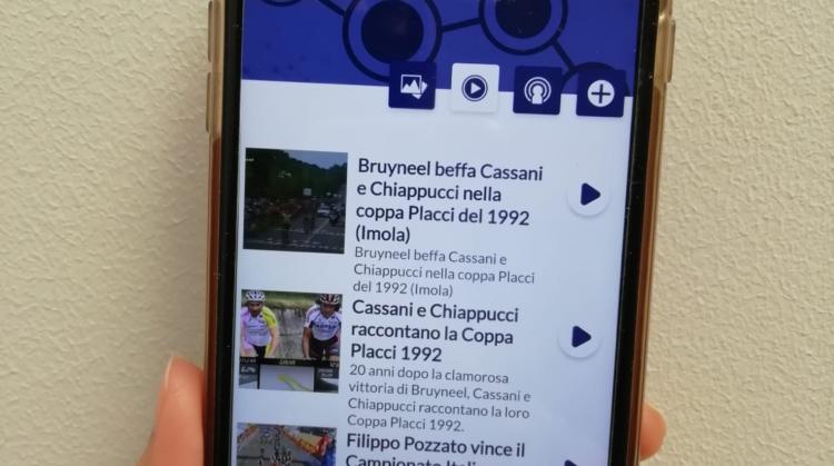 Foto app MDD Ciclismo Italiano